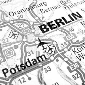 Berlin die Haupstadt