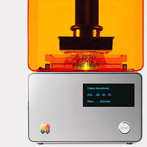 3D Printer Drucker Stereolithographie